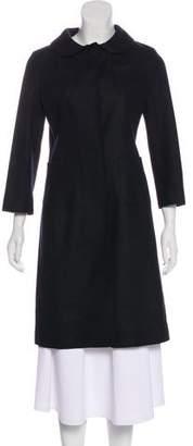 Marni Wool-Blend Long Coat