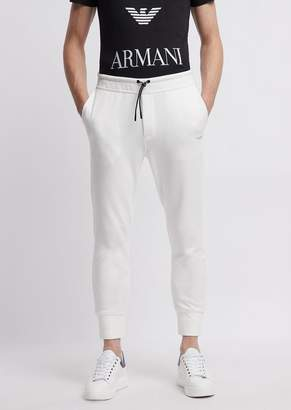 Emporio Armani R-Ea-Mix Fleece Jogging Pants