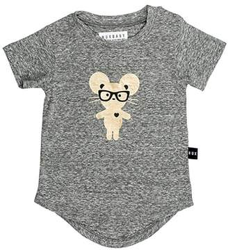 HUX BABY - Baby Gold Mouse Tee