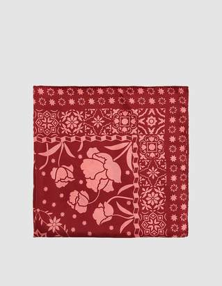 A Peace Treaty Vagos Bandana in Burgundy