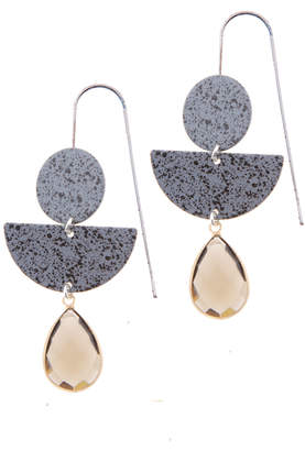 Nakamol CHICAGO Mixed stone earrings