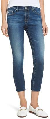 AG Jeans The Stilt Crop Skinny Jeans