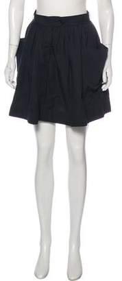 Apiece Apart A-Line Mini Skirt