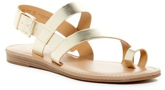 Franco Sarto Guster Strappy Sandal $69 thestylecure.com