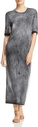 IRO.JEANS Tais Tie-Dye Dress $262 thestylecure.com