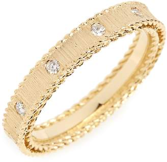 Roberto Coin Diamond Princess Ring