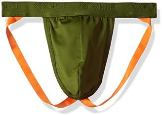 2xist 2(X) IST Men's Comfort Low-Rise Micro Y-Back Thong