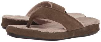 Acorn Suede Spa Thong Women's Sandals