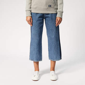 Superdry Women's Phoebe Wide Leg Jeans