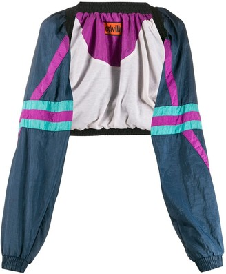 Colville Cropped Shell Jacket