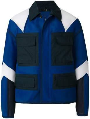 Valentino color-blocked jacket