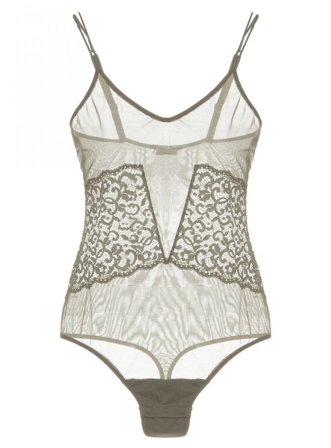 CosabellaBrigitte Lace Bodysuit