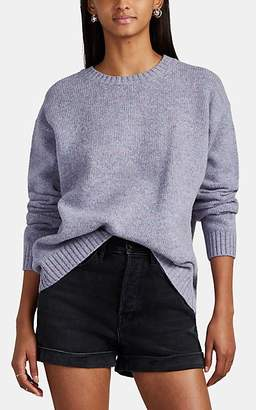 Acne Studios Women's Samara Wool Sweater - Lt. Purple