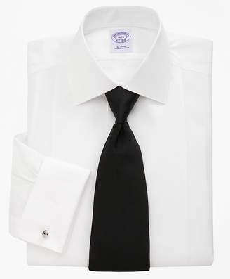 Brooks Brothers Bib-Front Spread Collar Tuxedo Shirt