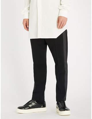 Rick Owens Astaires slim-fit wool trousers