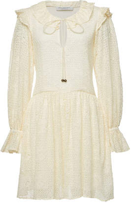 Philosophy di Lorenzo Serafini Mini Dress with Cotton