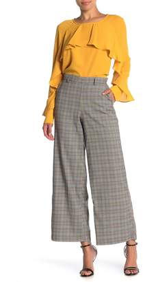 ECI Glen Plaid Pants