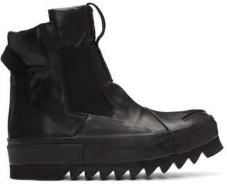 Boris Bidjan Saberi Black Horse Sneakers