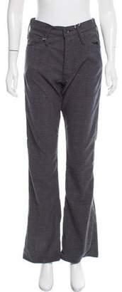 LGB Striped High-Rise Pants w/ Tags