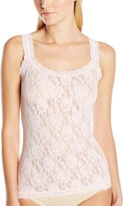 Hanky Panky Women's Signature Lace Unlined Cami Tank Top XL