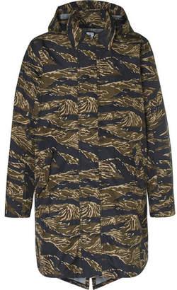 Nike Camouflage-Print Shell Hooded Parka