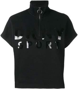 DKNY high neck top