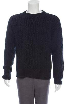 Louis Vuitton Chunky Cable Knit Sweater w/ Tags
