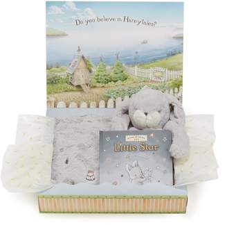 Bunnies by the Bay Twinkle Tuck Me In Blanket, Stuffed Animal & Book Set