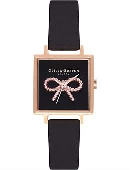Olivia Burton Vintage Bow Watch