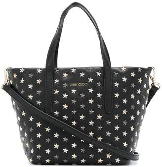 Jimmy Choo star studded mini Sara bag