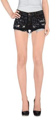 Odi Et Amo Denim shorts