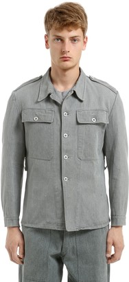 Switzerland Military Shirt Jacket