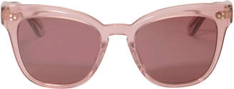 Oliver Peoples Marianela Rose Sunglasses