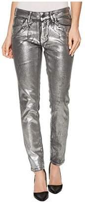 Mavi Jeans Women's Adriana Ankle Mid Rise Super Skinny