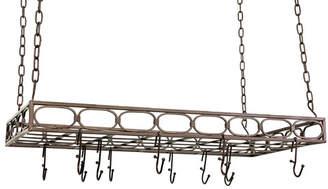 Old Dutch Rectangular Horizontal Pot Rack