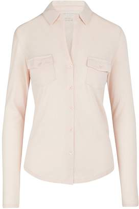 Majestic Filatures Pocket shirt