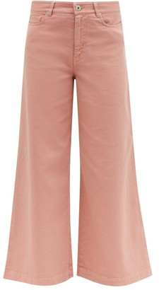 Max Mara Ulrico Jeans - Womens - Light Pink