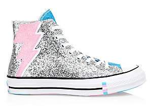 Converse Men's Pride Chuck 70 Glitter High-Top Sneakers