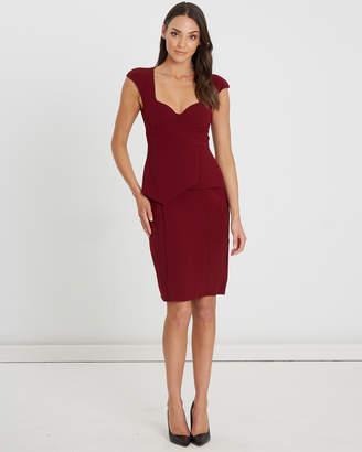Atlanta Fitted Dress