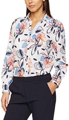 Gerry Weber Women's Print Basic Fit Blouse,(Manufacturer Size:36)