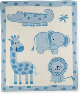 Artwalk Art Walk Jungle Cotton Baby Blanket