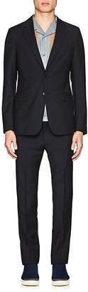 Prada Men's Plain-Weave Wool-Mohair Two-Button Suit
