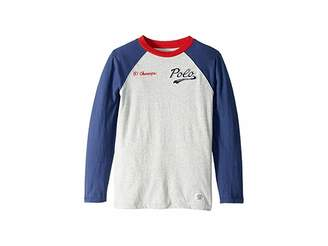 Polo Ralph Lauren Cotton Jersey Baseball T-Shirt (Big Kids)