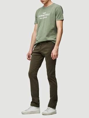 Frame Denim L'homme Slim Chino Military Green