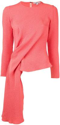 Lee Edeline draped blouse