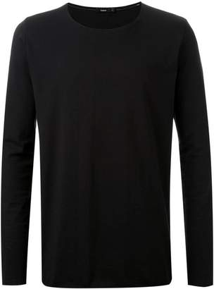 Bassike long-sleeve T-shirt
