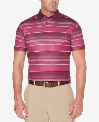 PGA Tour Men's Gradient Stripe Performance Polo