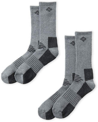 Columbia Two-Pack Wool Explorer Socks