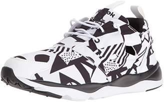 Reebok Women's Furylite Graphic Fashion Sneaker