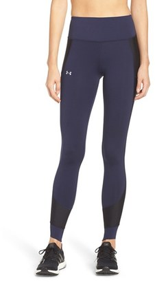 Under Armour 'No Breaks' Running Leggings $79.99 thestylecure.com
